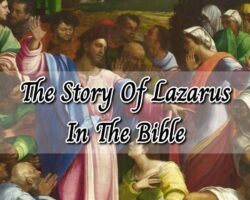 Story Of Lazarus