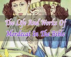 Mordecai In The Bible